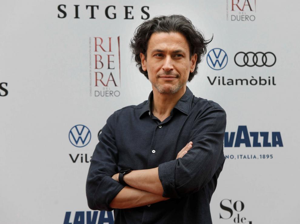El director de cine, Rodrigo Cortés.
