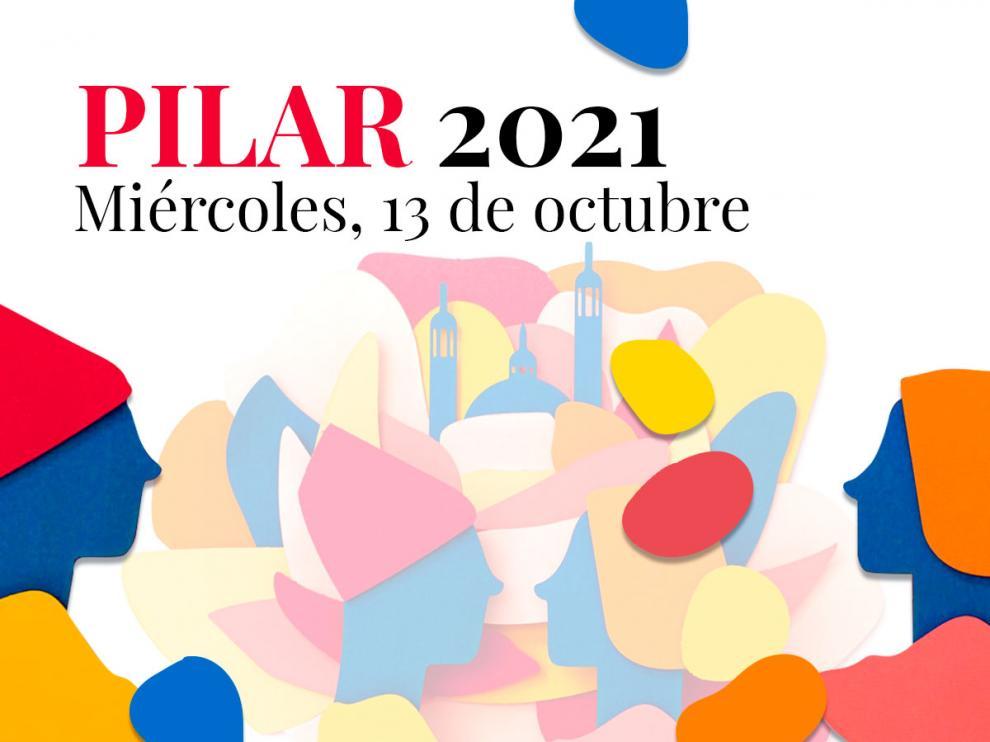Programa de las 'no fiestas' del Pilar de hoy, 13 de octubre, en Zaragoza