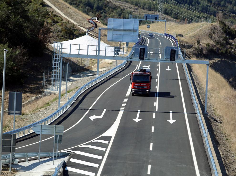 El proyecto de Presupuestos no supone un impulso para las infraestructuras aragonesas.
