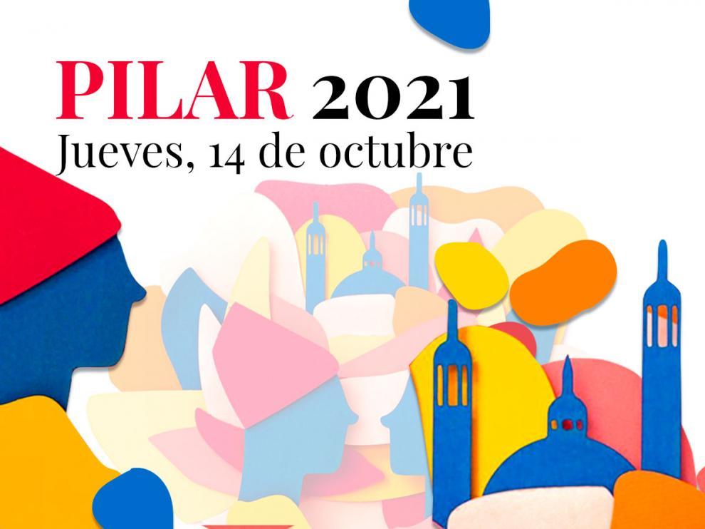 Programa de las 'no fiestas' del Pilar del 14 de octubre en Zaragoza