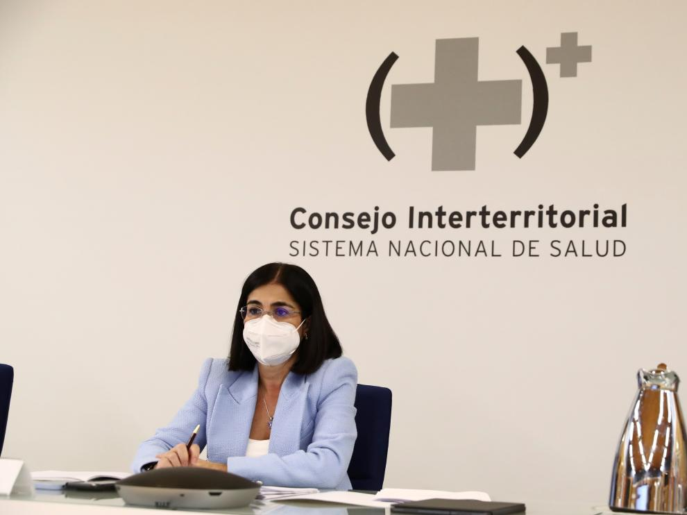 Reunión del Consejo Interterritorial del SNS