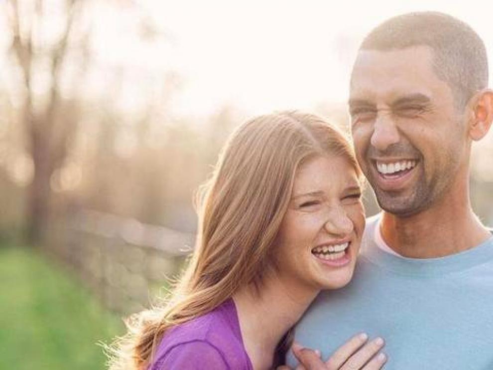 Jennifer Gates y su prometido en una foto publicada por ella en su cuenta de Instagram