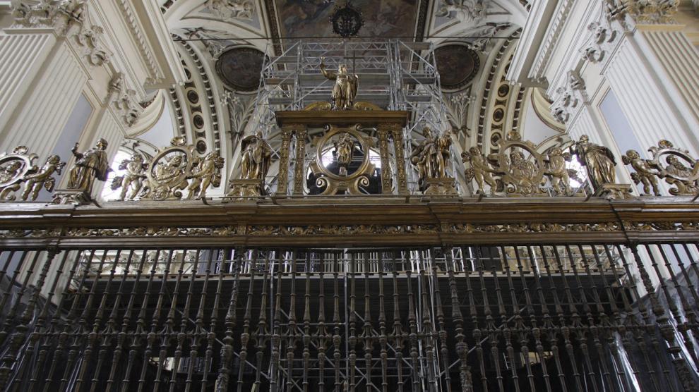 El órgano en 2007
