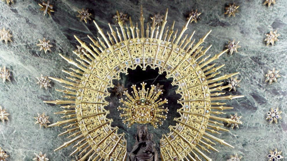 Fotografías de la Virgen del Pilar