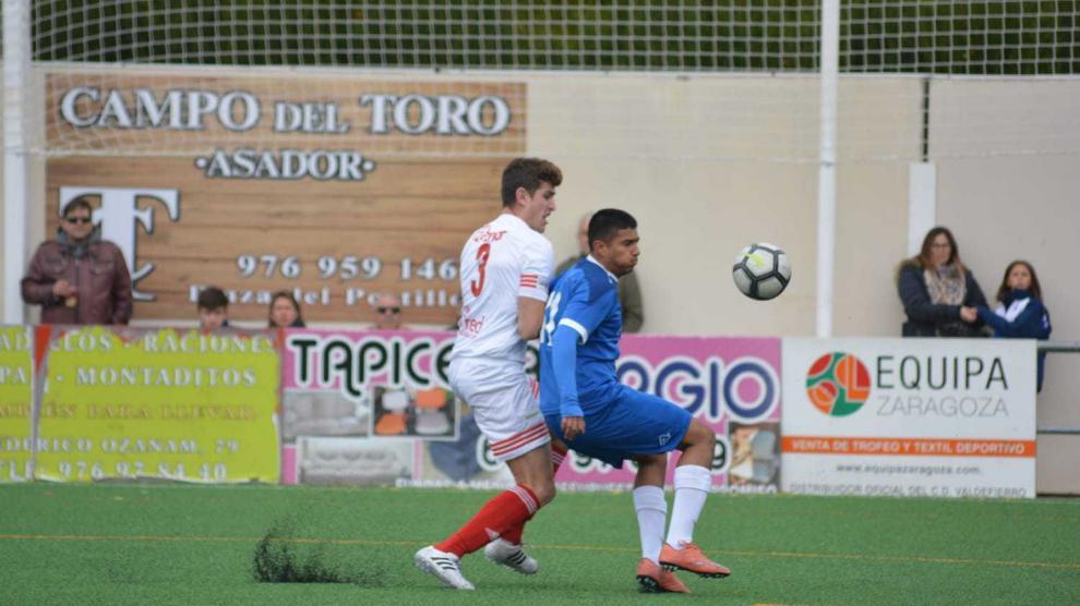 Fútbol. Regional Preferente- Valdefierro vs. Caspe