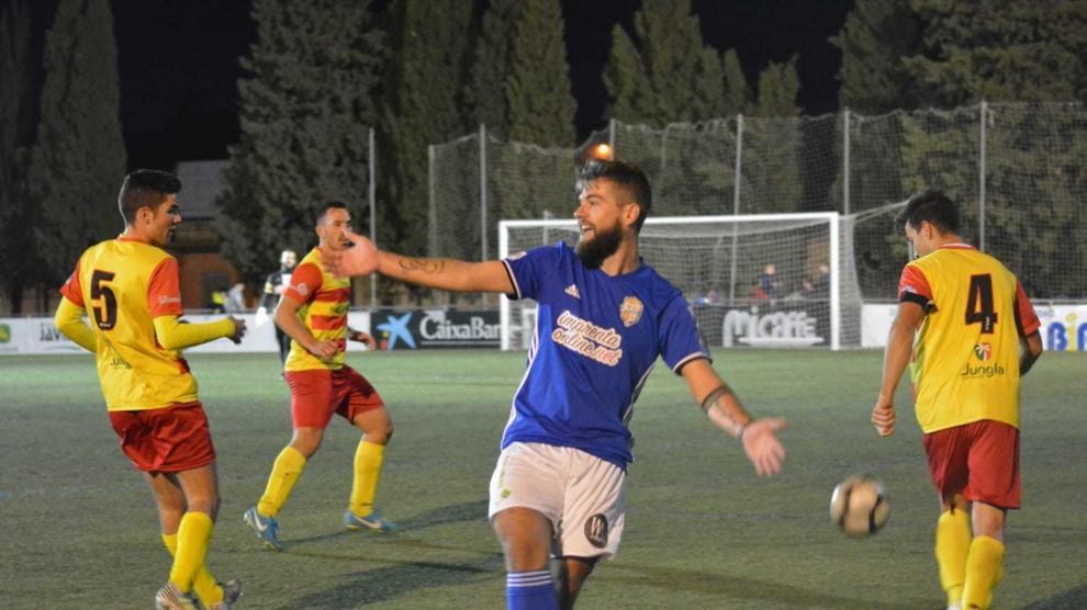 Fútbol Regional Preferente Caspe vs Mores