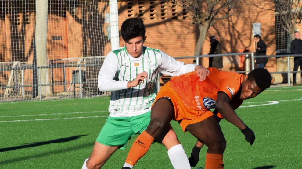Fútbol. DH Cadete Juventud vs Olivar