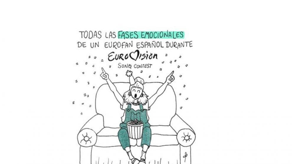 Viñetas de Eurovisión 2019