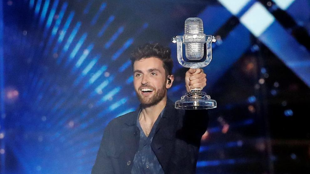 Duncan Laurence ganador de Eurovisión 2109