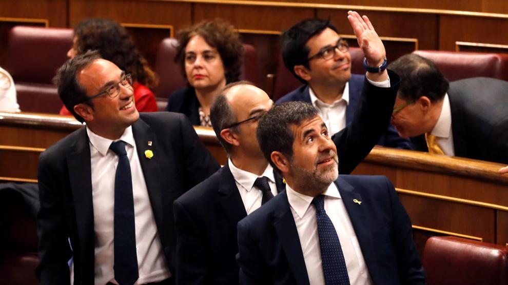 Sesión constitutiva del Congreso de la XIII Legislatura
