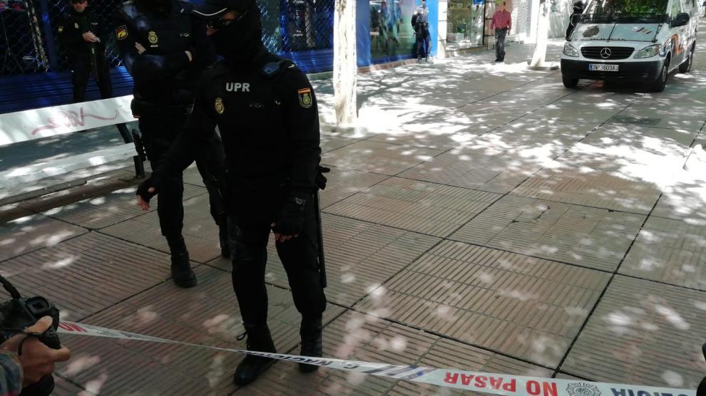 Detenciones en Huesca por presunto amaño de partidos.