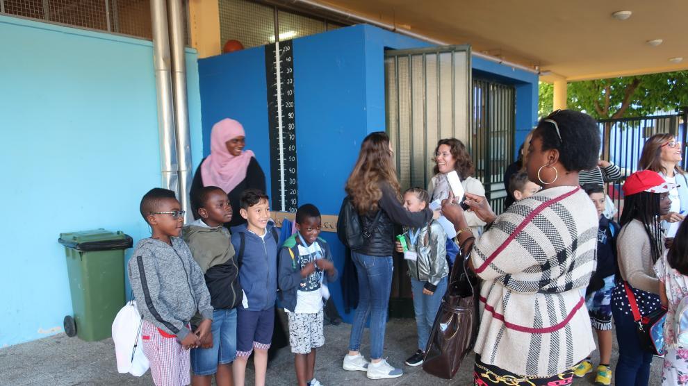 Los niños del Ramiro Soláns visita el Muuseo del Prado