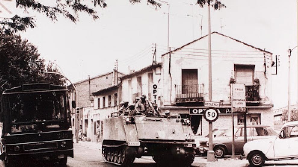 La asociación de vecinos Picarral Salvador Allende cumple 50 años de reivindicaciones por un barrio mejor.