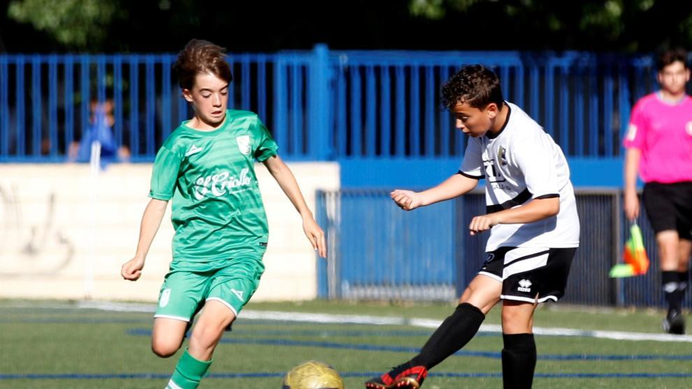 Final. 1ªAlevín B. Unión vs. Stadium Casablanca.