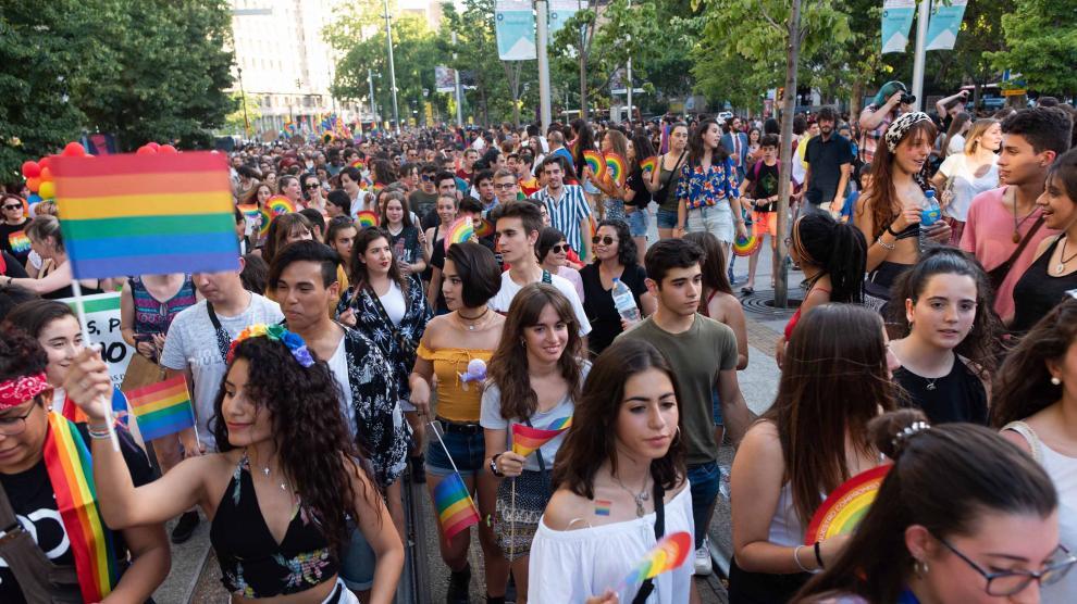 Orgullo Gay Zaragoza