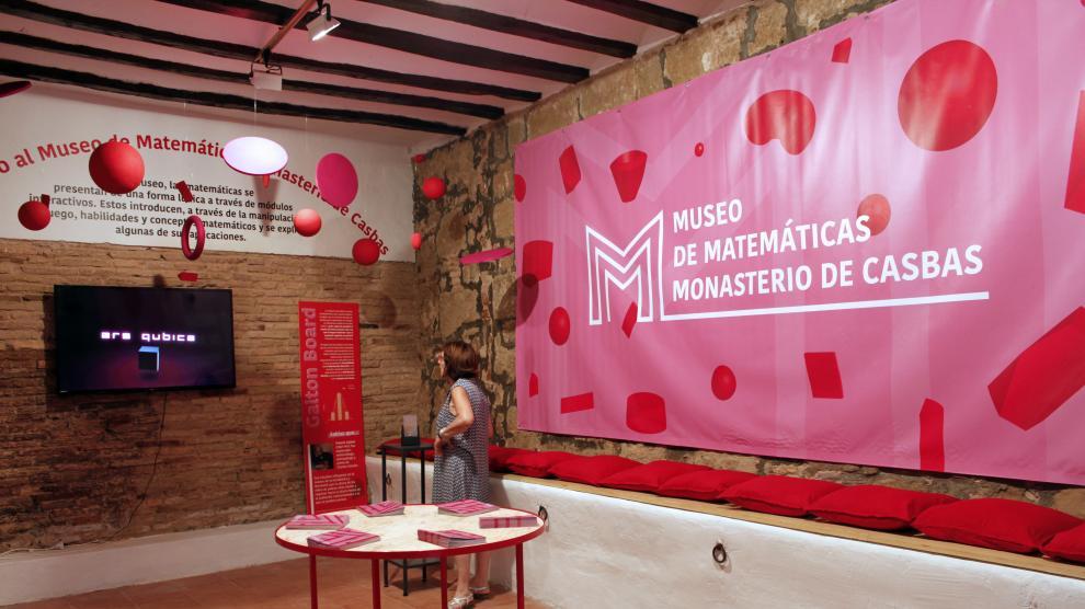 Museo de matemáticas de Casbas.