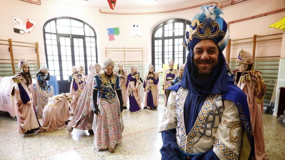Presentación de la Cabalgata de Reyes