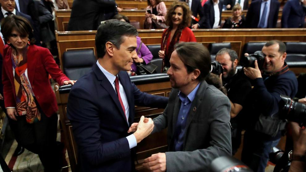 """Resultado de imagen de fotos investidura Pedro Sanchez"""""""