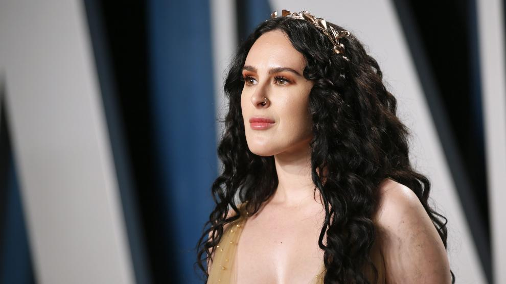 Rumer Willis attends the Vanity Fair Oscar party in Beverly Hills during the 92nd Academy Awards, in Los Angeles, California, U.S., February 9, 2020. REUTERS/Danny Moloshok [[[REUTERS VOCENTO]]] AWARDS-OSCARS/VANITYFAIR