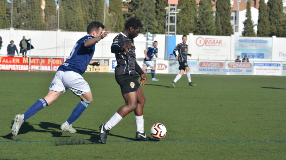 Fútbol. Regional Preferente- Caspe vs. Alcañiz.