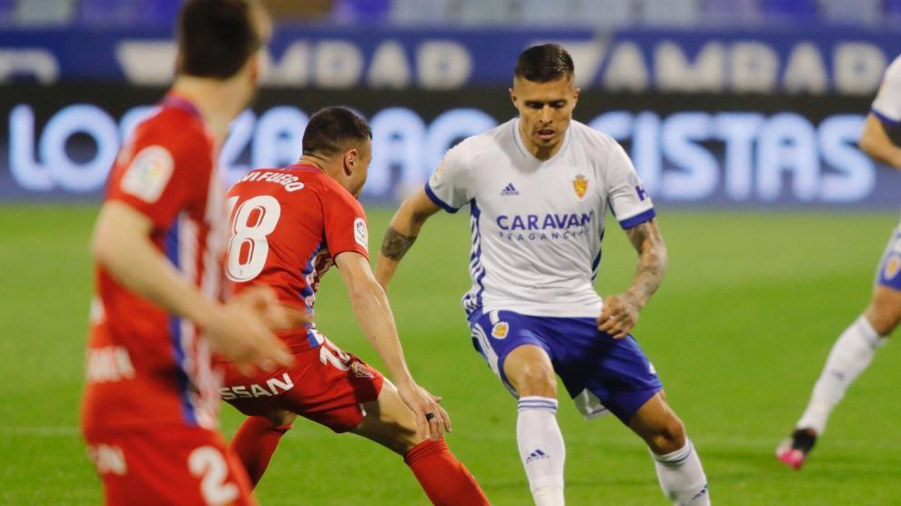 Real Zaragoza - Sporting de Gijón