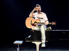 Pau Dones, el cantante de Jarabe de Palo.