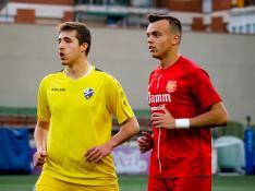 Fútbol. DH Juvenil- CF Damm vs. SD Huesca.