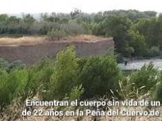 Muere ahogado un joven de 22 años mientras se bañaba en la Peña del Cuervo de Peñaflor