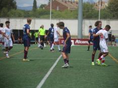 Fútbol División de honor Juvenil: Huesca.