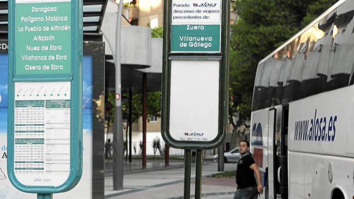 Los usuarios de la red metropolitana de bus tendrán un ...
