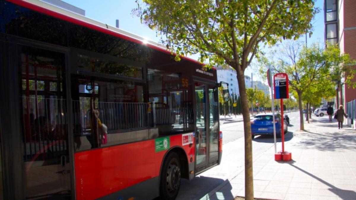 f5269fcb5ce8a Pesadilla de los vecinos con el rugir de los autobuses en la calle Sombrero  de Copa