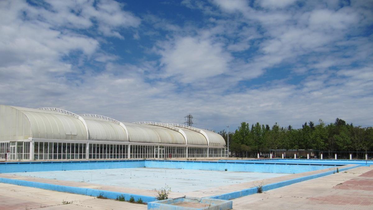 El Parque Deportivo Ebro Reabrira En Septiembre Renovado Y Con
