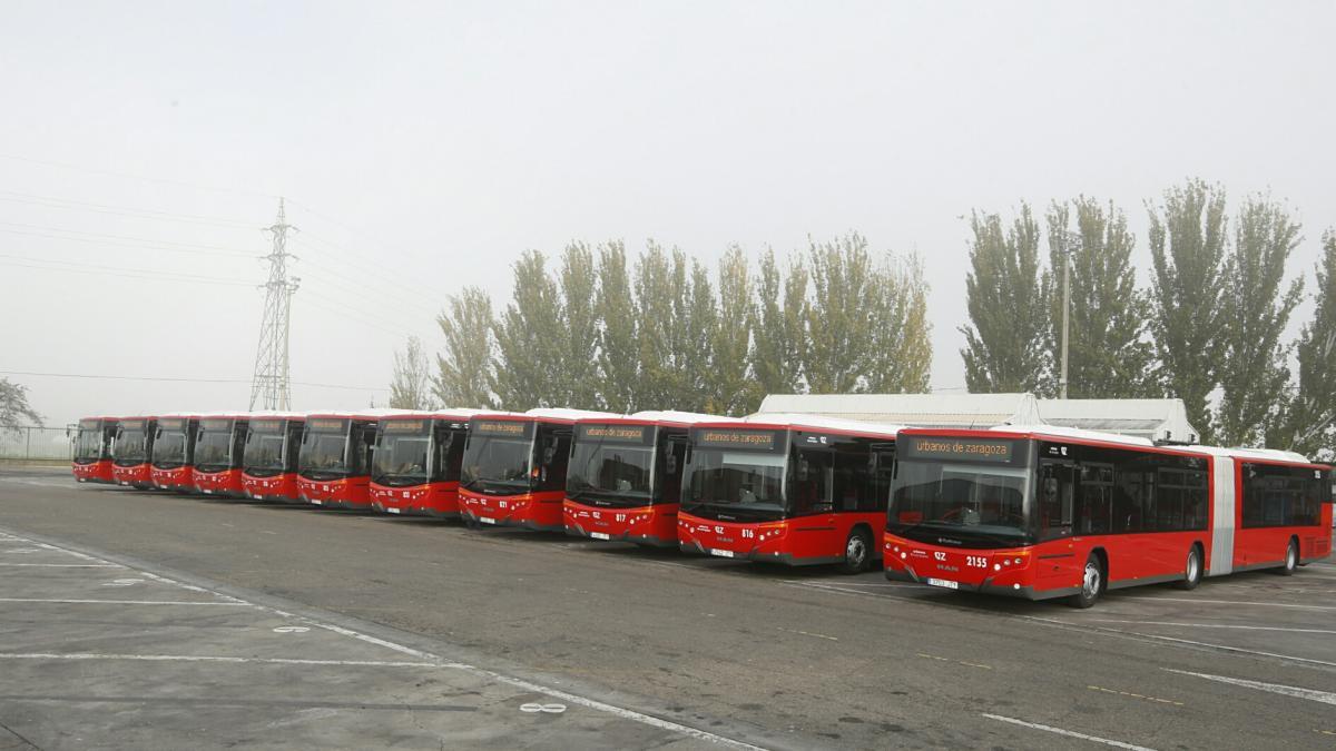 El PP cree inadmisible que los autobuses de Zaragoza se quemen ...