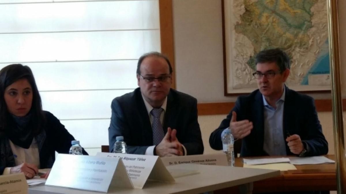 Aragón defiende revisar la PAC para incentivar la producción de alimentos