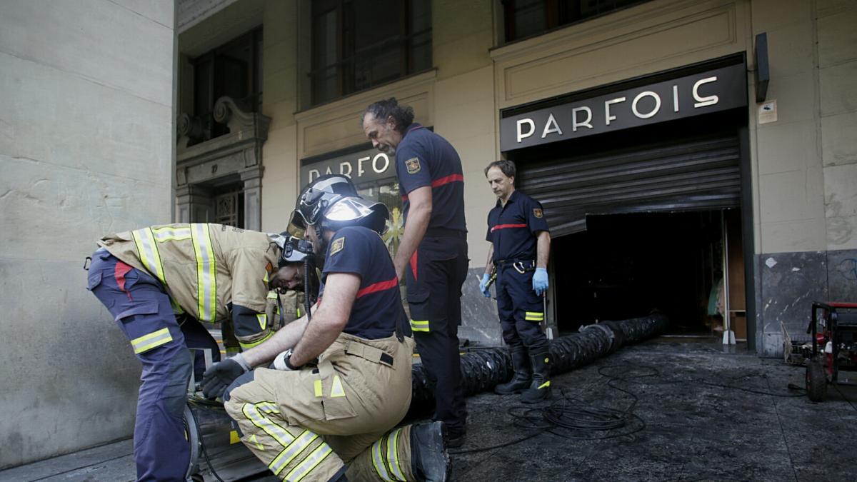 Incendio En La Tienda De Parfois De Independencia Noticias De