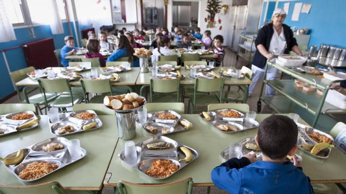 Comienza el plazo para pedir las becas de comedor y material escolar ...