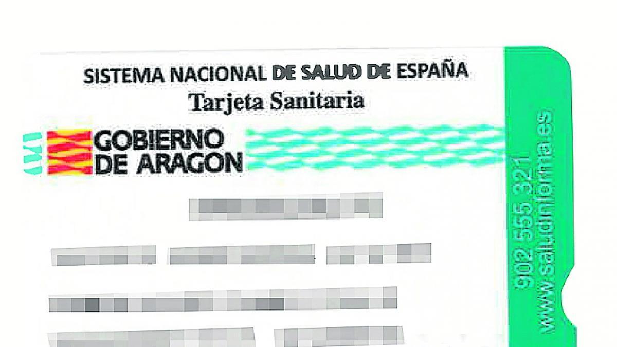 Miles De Aragoneses Ya Cuentan Con La Nueva Tarjeta Sanitaria Que Es