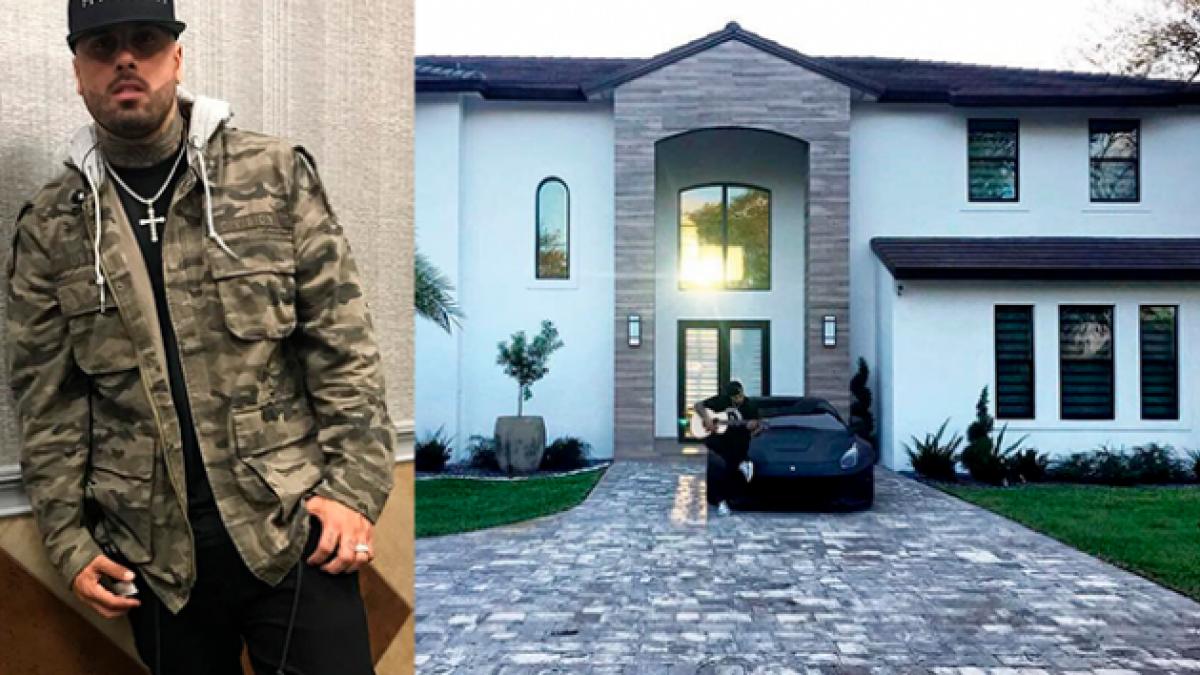 d294304741fba Nicky Jam compra una casa en Miami Beach por 3