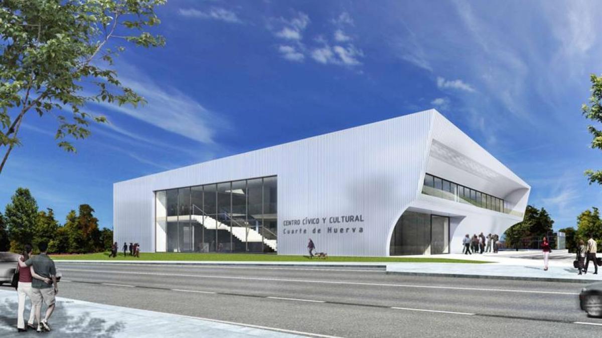Desbloquean la construcción del centro cívico de Cuarte, que costará ...