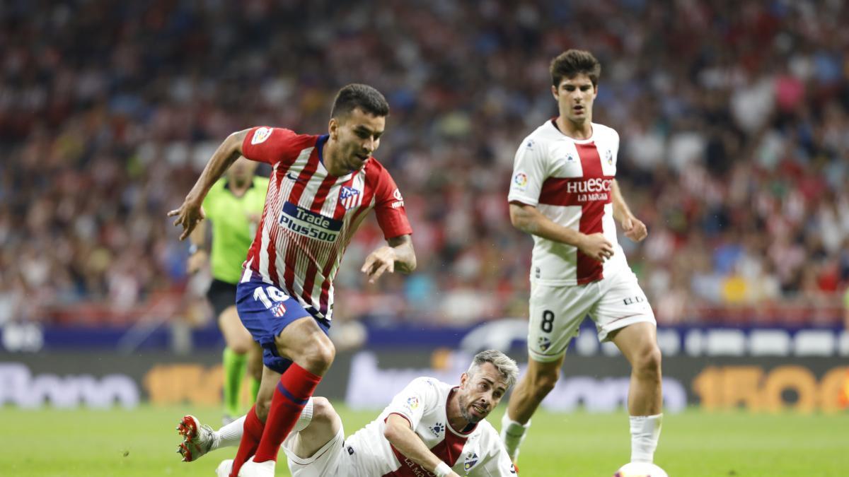 Dónde ver el partido Atlético de Madrid – SD Huesca  horario ... 035236401f443