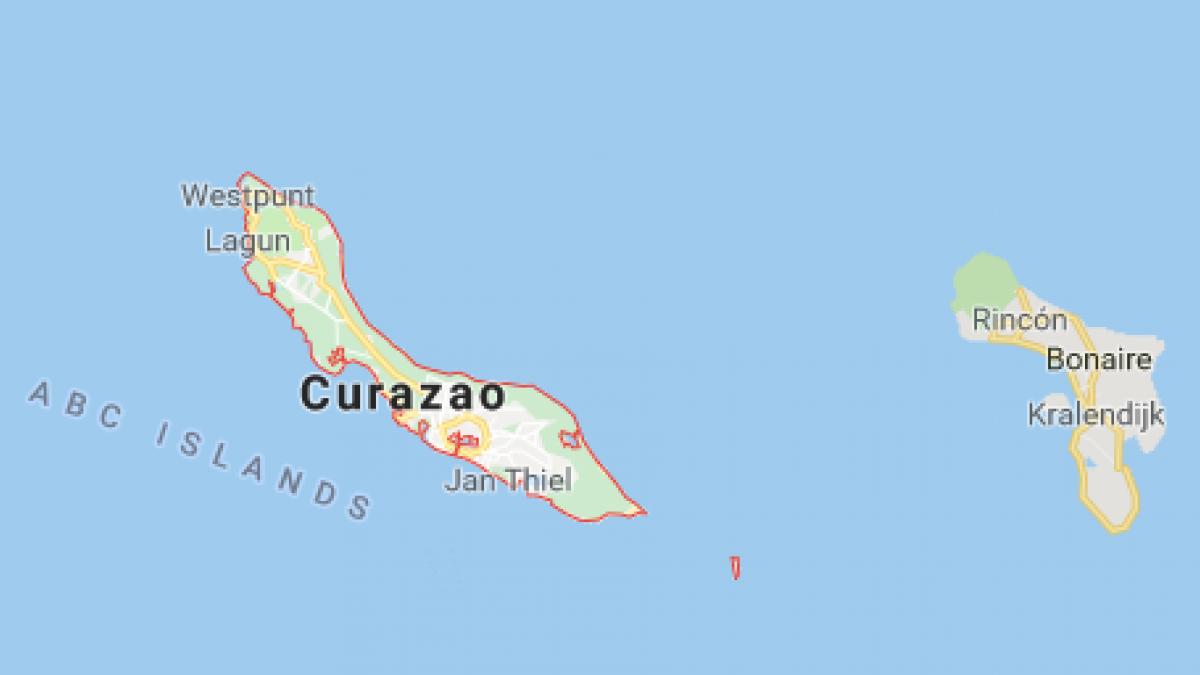 La ayuda de EEUU enviada por mar es almacenada en Curazao tras la negativa venezolana a permitir el acceso