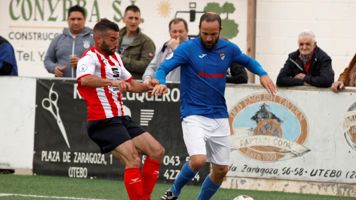 Fútbol Tercera División Grupo 17: Utebo 4 Sabiñánigo 0