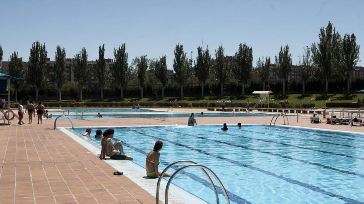 Parque Pignatelli Zaragoza Mapa.Mapa De Las Piscinas De Zaragoza Las Mas Grande Las Mas