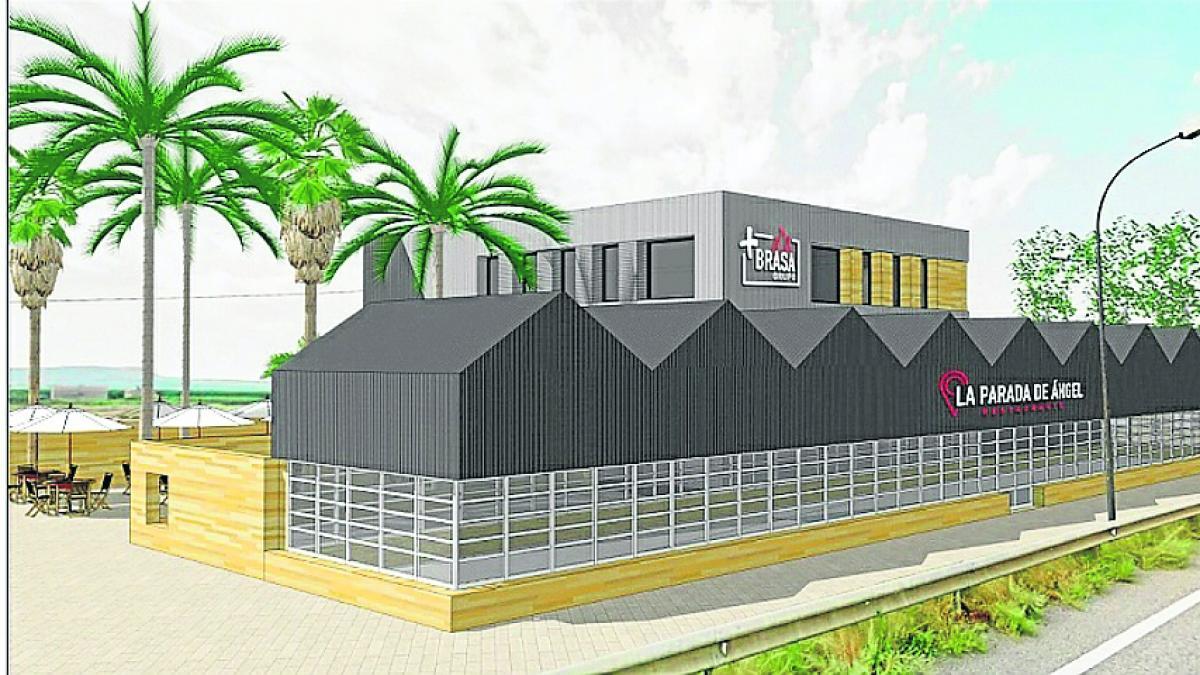 El grupo +Brasa abrirá en Fraga un restaurante y área de ...