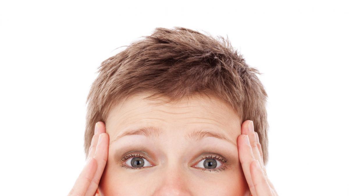 Dolor de cabeza al oler