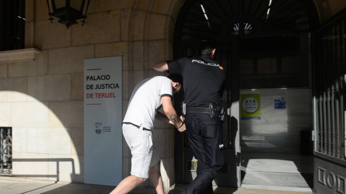 Ocho meses de cárcel para el joven que abusó de una chica en las fiestas de Teruel