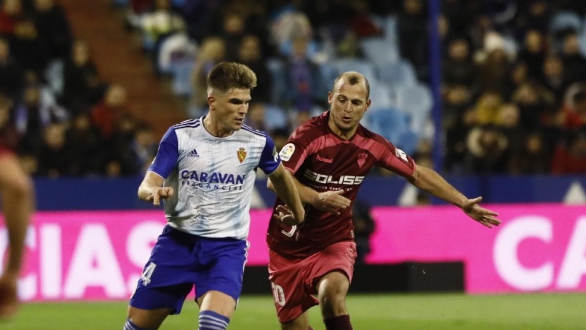 El Real Zaragoza jugará contra el Málaga el domingo 18 y frente al Leganés el jueves 22 2