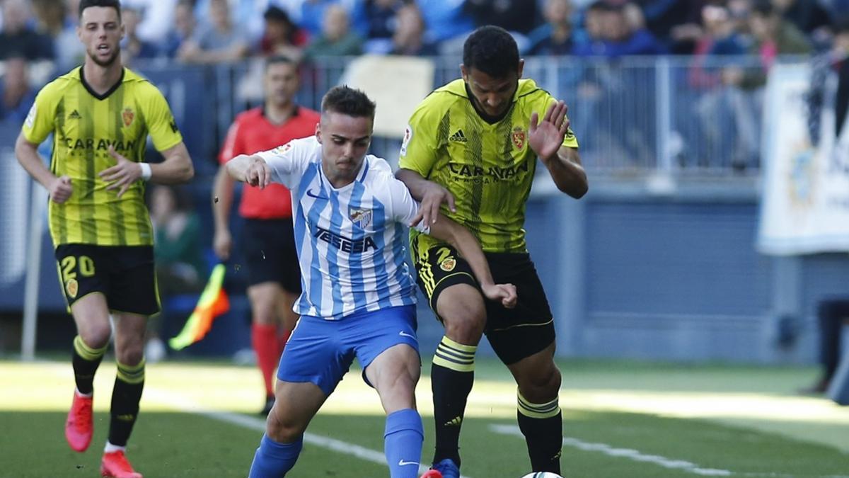 El Real Zaragoza jugará contra el Málaga el domingo 18 y frente al Leganés el jueves 22 3