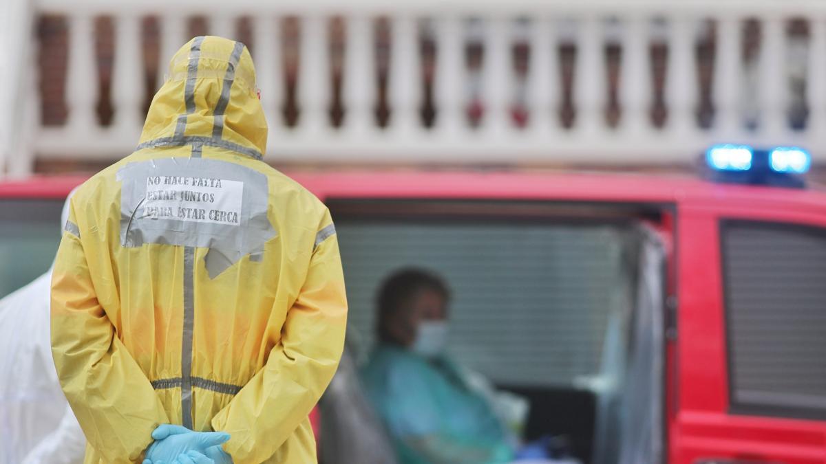 Coronavirus.- Cierra el hospital de campaña en Leganés que daba ...
