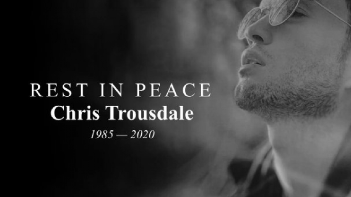 Muere Chris Trousdale, de 'Dream Street', a causa del coronavirus
